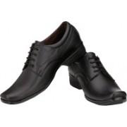 CK Shoes Lace Up Shoes For Men(Black)