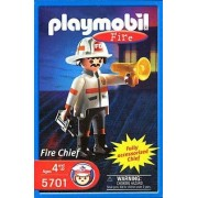 Playmobil 5701 Fire Chief by PLAYMOBIL