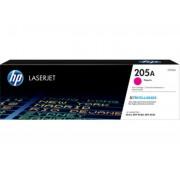 CF533A Lézertoner HP Color Laserjet MFP M181fw nyomtatókhoz, HP 205A, magenta, 0,9k (TOHPCF533A)