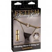 Bikini Gold Vibrating Set