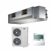 Aer conditionat tip duct York 54000 BTU DC inverter YEKE55BXOEBM-RX-YUKE55BYOEBMO-X