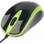 Mouse Tracer Scorpion TRM-153 USB (Negru/Verde)