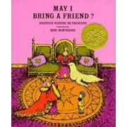 May I Bring a Friend', Hardcover/Beatrice Schenk De Regniers