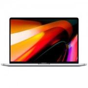 Лаптоп Apple MacBook Pro 16/Touch Bar, 16-инчов Retina дисплей (3072x1920), Intel Core i7-9750H, 512GB SSD, Radeon Pro 5300M, Silver, Z0Y10007D/BG