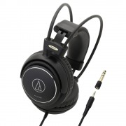 HEADPHONES, Audio-Technica ATH-AVC500, Black