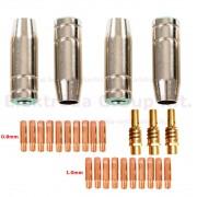 MB 15 AK típusú alkatrész csomag 27 db-os