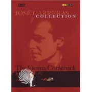Video Delta Jose' Carreras - The Vienna comeback - DVD