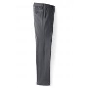 ランズエンド LANDS' END メンズ・360アクション2017・チノ/スリムテーパード/プレーン/股上浅め(アークティックグレー)
