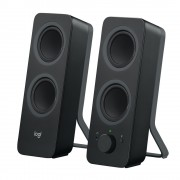 SPEAKER, Logitech Z207, Bluetooth, Black (980-001295)