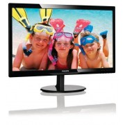 Monitor Philips LCD 246V5LSB Glossy Black