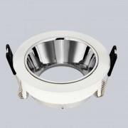 Barcelona LED Support encastrable fixe pour spot GU10 / MR16 - Support GU10 / GU5.3