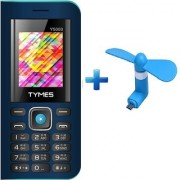 TYMES Y5000 (1.77 Display 5000 mAh Battery Digital Camera BIS certified with Wireless FM With Free MICRO USB FAN)