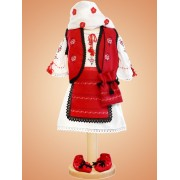 Costum national fetite - cod J013