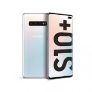 "SMARTPHONE SAMSUNG GALAXY S10+ 6,4"" WHITE 128GB+8GB DUAL SIM ITALIA"