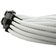 Gelid Solutions 6+2-Pin VGA Extension Cable - White - 30 cm