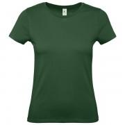 Majica kratki rukavi BC E150/women tamno zelena M 900003908