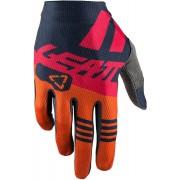 Leatt GPX 1.5 GripR Ink Motocross handskar XL Blå Orange