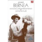 Sociologie si etnografie romaneasca - Ernest Bernea