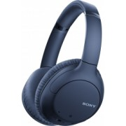 Casti audio Sony WH-CH710NL Noise Canceling Google Assistant Wireless Bluetooth NFC Autonomie de 35 ore Albastru