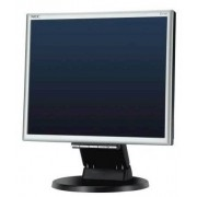 NEC Monitor E171M Srebrno-czarny