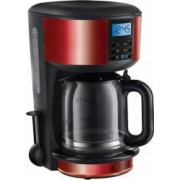 Cafetiera Russell Hobbs Legacy Red 20682-56 1.25L 1000W Negru-Rosu