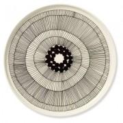 Siirtolapuutarha tallrik, 25 cm