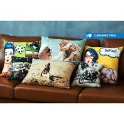 Personalised Photo Cushion - Clearance Stock!