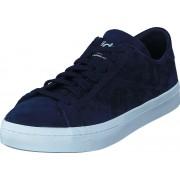 adidas Originals Courtvantage W Legend Ink/OffWhite/Legend Ink, Skor, Sneakers & Sportskor, Låga sneakers, Blå, Dam, 37