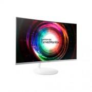Monitor 27'' Samsung C27H711 QHD Prehnutý VA mDP HDMI