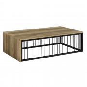 [en.casa] Konferenční stolek AANT-0323 dřevo