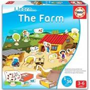 Educa I Learn-The Farm Game