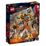 Lego Marvel Super Heroes (76128). La battaglia di Molten