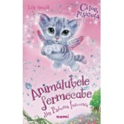 Pisicuta Chloe (serie animalute fermecate din padurea inrourata)/Lily Small