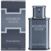 Yves Saint Laurent Kouros Silver Eau de Toilette pentru barbati 50 ml