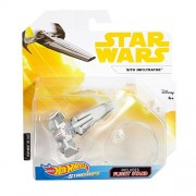 Hot Wheels Star Wars Sith Infiltrator Vehicle