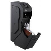 GunVault speedvault Pistola Seguro, Biométrico, Combination, Negro