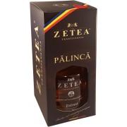 Palinca Zetea Cutie Cadou 50% 0.7L
