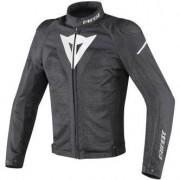 DAINESE Jacket DAINESE Hyper Flux D-Dry Black / White