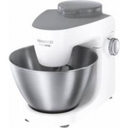 Robot de bucatarie Kenwood Multi-One KHH321WH 1000 W bol 4.3 l blender 1.8 l 6 viteze variabile + Pulse Alb-Inox