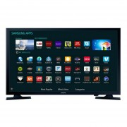 "Pantalla Samsung UN32J4300AF Smart TV HD 32"" - Negro"