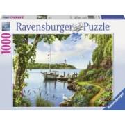 Puzzle ZILELE BARCILOR 1000 piese Ravensburger