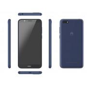 "Smartphone, Huawei Y5, Dual SIM, 5.45"", Arm Quad (1.5G) , 2GB RAM, 16GB Storage, Android 8.0, Blue (6901443229048)"