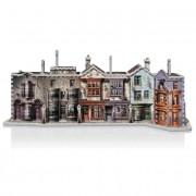 Wrebbit Diagon Alley 3D puzzel