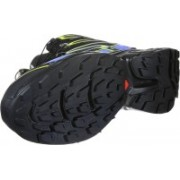 Salomon X-CHASE MID GTX Hiking & Trekking Shoes For Men(Black)