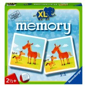 Memory Dieren XL