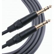 Mogami - Line Kabel, symmetrisch, 5 m Gold Serie, Kl. sym Kl. sym