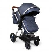 Cangaroo Kombinovana Kolica za bebe Veyron Jeans (CAN4683)
