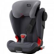 Britax römer silla de coche Kidfix II XP SICT Black Series Storm Grey