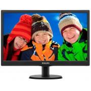 """Monitor Philips 203V5LSB26 19.5"""" negru"""