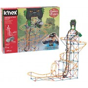 K'NEX Thrill Rides Panther Attack Roller Coaster Building Set with K'NEX Ride It! app 690 Pieces Ages 9+ Virtual Reality Construction Toy